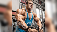 Cody Montgomery's Pec Pounding Workout
