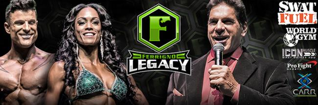2016 IFBB Ferrigno Legacy Pro