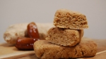 Gingerbread Protein Bars