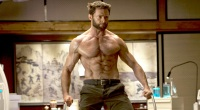 Movie star Hugh Jackman as Marvel superhero Hugh Jackman