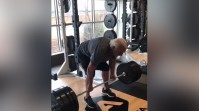 Ric Flair Reportedly Deadlifts 400 pounds at 67