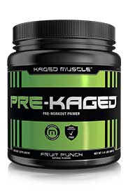 kaged muscle precage