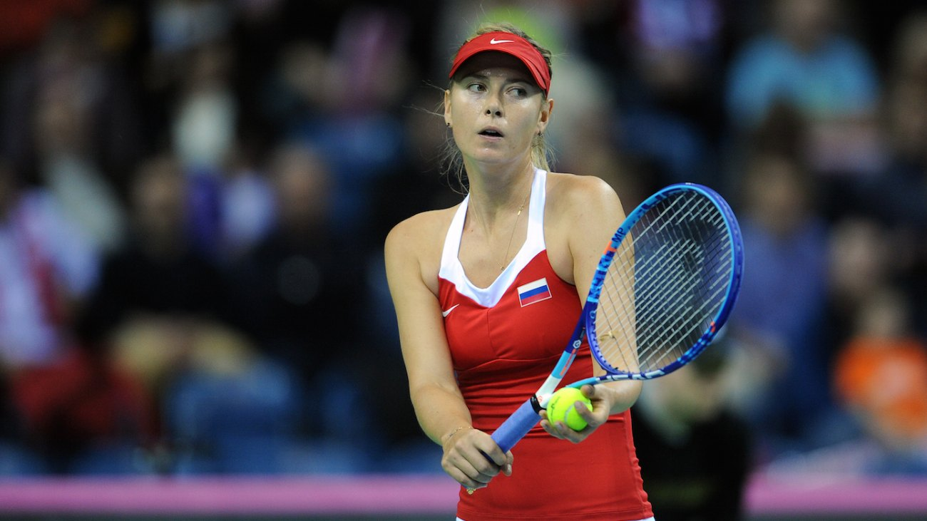 Maria Sharapova To Return To Tennis After 15-Month Suspension