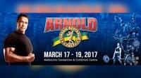2017 Arnold Classic Australia Official Invite List