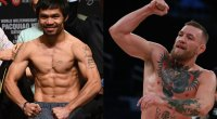 Manny Pacquiao: If Floyd Mayweather Won't Fight Conor McGregor, I will