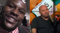 """Floyd Mayweather says """"Dana White Use to Carry My Bags"""""""