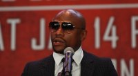 Mayweather Says He's Done Fighting for Good