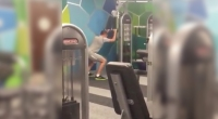 Gym Fail Friday: Man Does Bizarre Thrusting Exercise In Gym