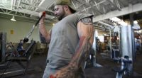 Kris Gethin Standing Alternating Cable Curl