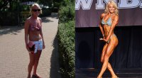 Woman Transforms Her Physique From Average to Outstanding
