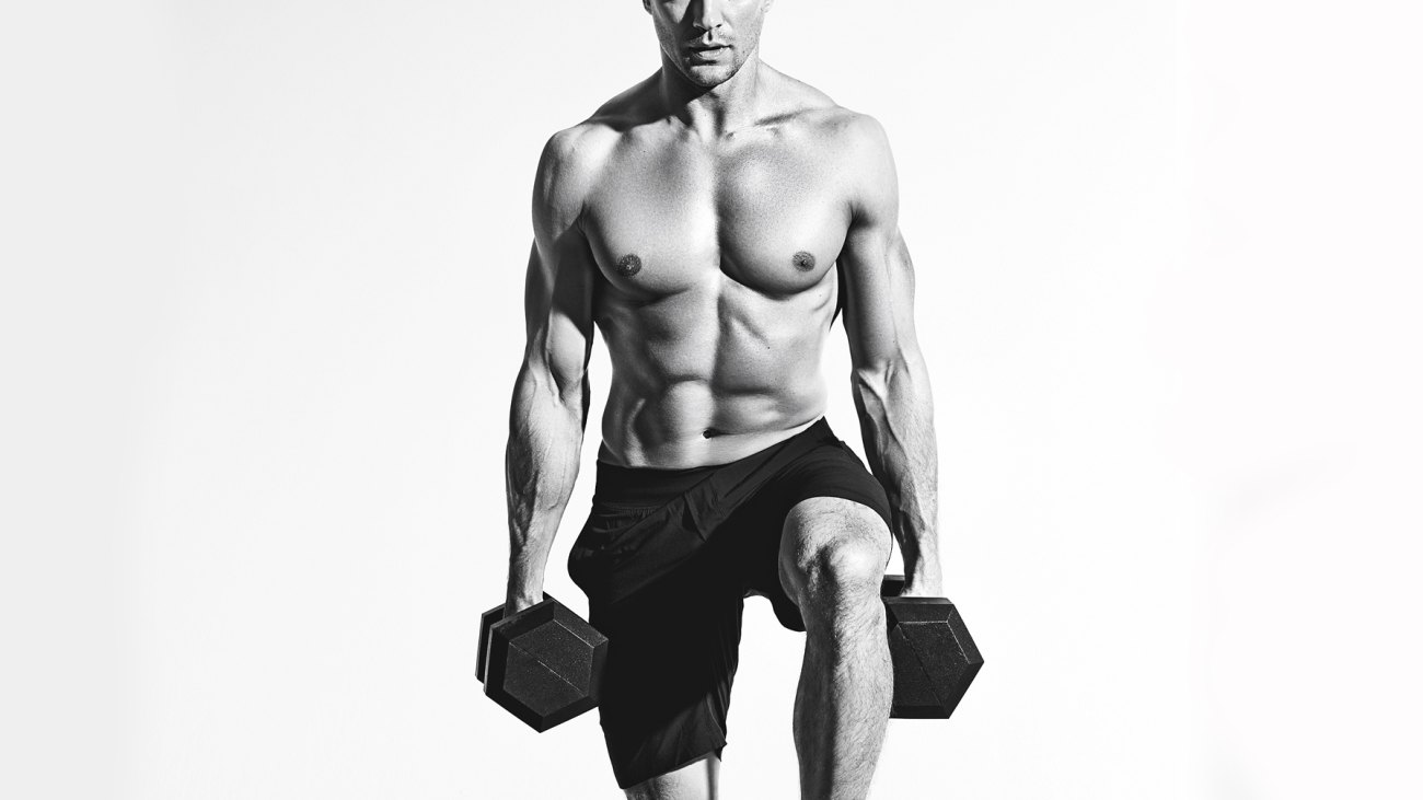 Muscle detailing: The leg workout to carve your quads and calves