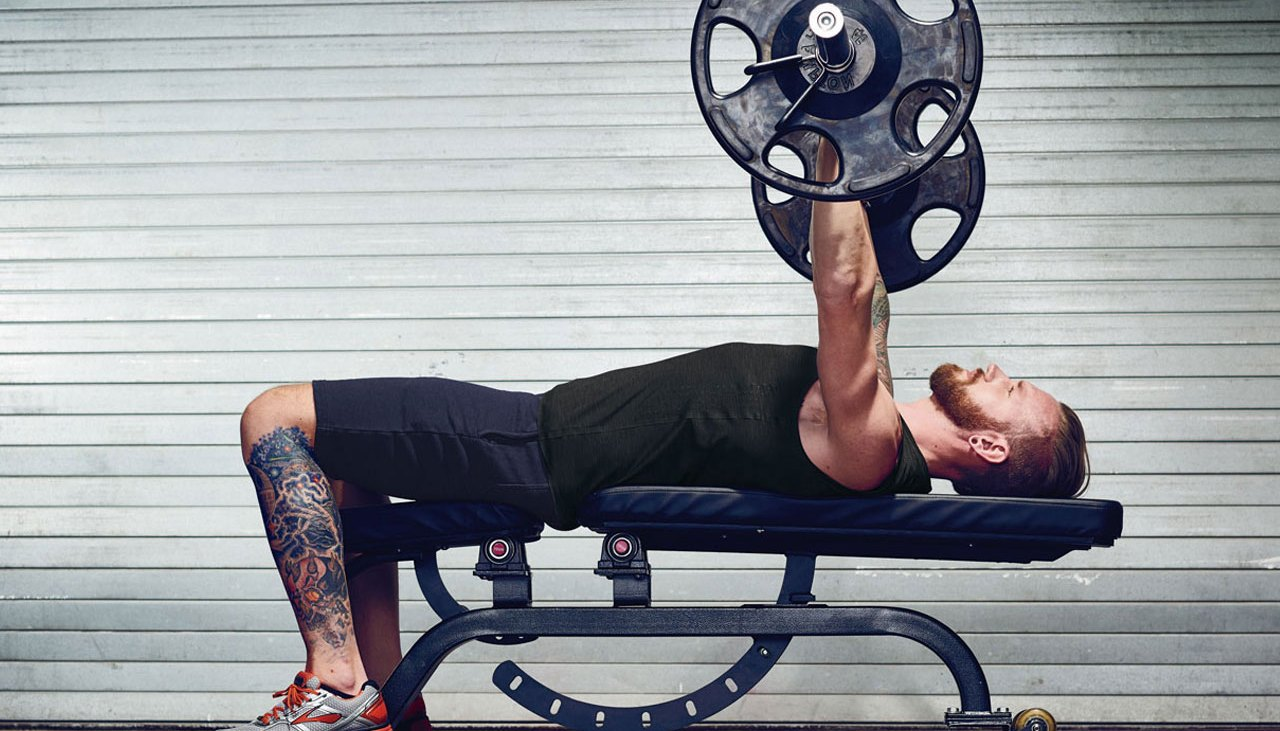 The 45-minute transformation workout to get back in shape fast