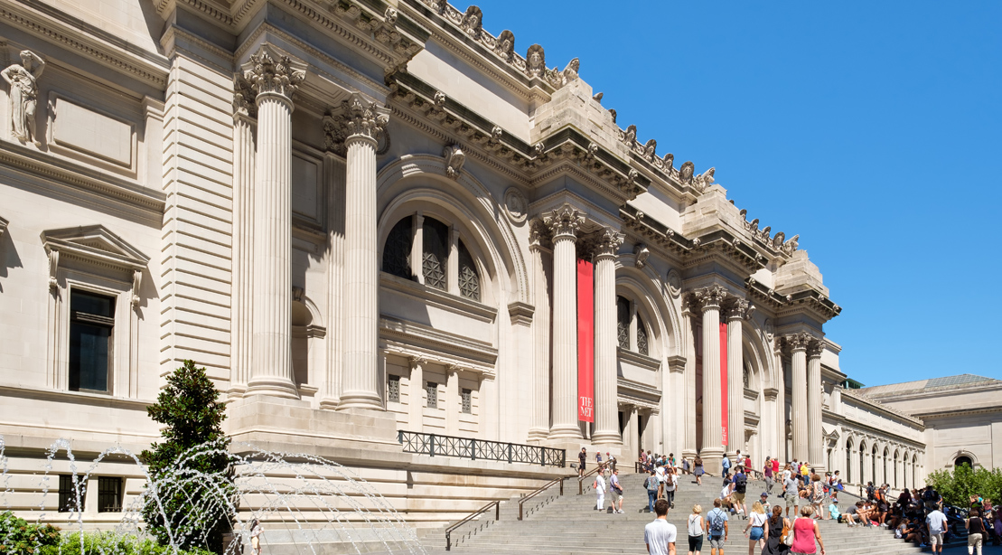 Metropolitan Offers Museum Workout
