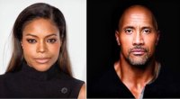 The Rock Welcomes Naomie Harris to 'Rampage' Cast