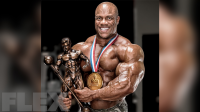 Phil Heath Talks About His Latest Win