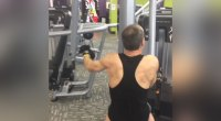 Bodybuilder With Cerebral Palsy Crushes It In Gym