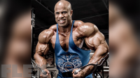 Chest Training with Victor Martinez