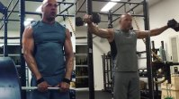Vin Diesel's 10 Most Muscular Moments on Instagram