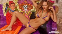 Hannah Jeter sizzles in 'Sports Illustrated Swimsuit 2017' shoot