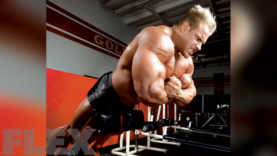 Lower-Back-Attack Workout