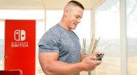 John Cena Loves His Nintendo Switch