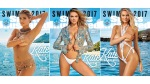 Kate Upton scores 3 covers for the 2017 'Sports Illustrated' Swimsuit Issue