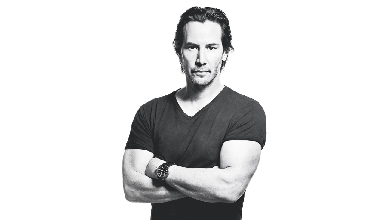 Bulletproof your joints and sculpt a killer body with Keanu Reeves' hit-man plan