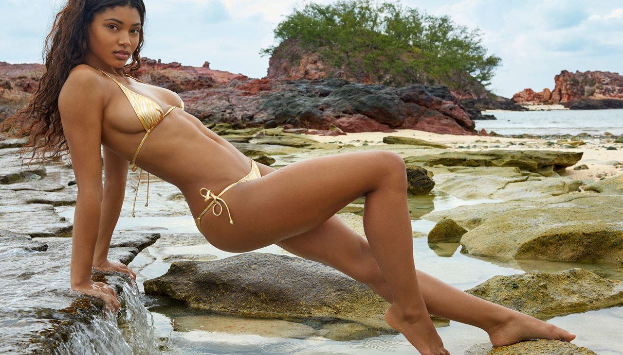 PHOTOS and VIDEOS: Take a sneak peek at 10 strong, sexy women appearing in the iconic 'Sports Illustrated Swimsuit 2017' issue