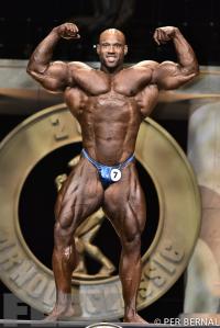 Juan Morel - Open Bodybuilding - 2017 Arnold Classic
