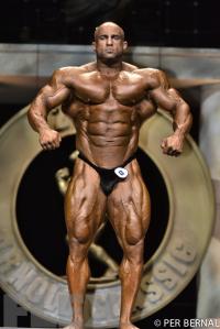 Fouad Abiad - Open Bodybuilding - 2017 Arnold Classic