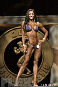 Janet Layug - Bikini - 2017 Arnold Classic