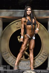 Anita Herbert - Bikini - 2017 Arnold Classic