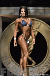 Romina Basualdo - Bikini - 2017 Arnold Classic