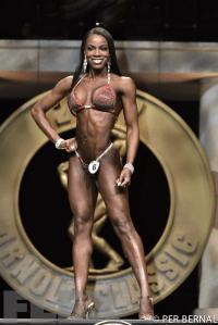 Natoshia Coleman - Bikini - 2017 Arnold Classic