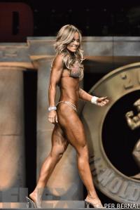 Justine Munro - Bikini - 2017 Arnold Classic
