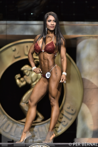 Marcia Goncalves - Bikini - 2017 Arnold Classic