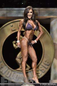 Christie Marquez - Bikini - 2017 Arnold Classic