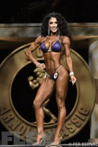 Michelle Sylvia - Bikini - 2017 Arnold Classic