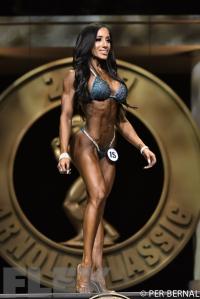 Narmin Assria - Bikini - 2017 Arnold Classic