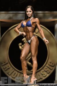 Iveth Carreon - Bikini - 2017 Arnold Classic