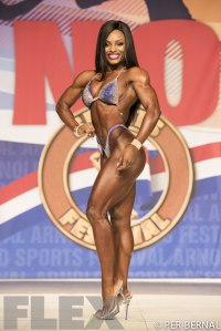 Cydney Gillon - Figure - 2017 Arnold Classic