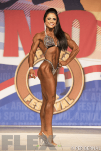 Ivana Ivusic - Figure - 2017 Arnold Classic