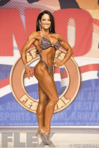 Camala Rodriguez - Figure - 2017 Arnold Classic