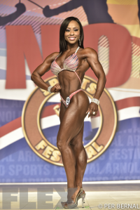 Latorya Watts - Figure - 2017 Arnold Classic
