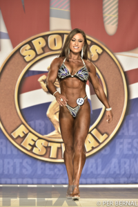 Swann De La Rosa - Figure - 2017 Arnold Classic