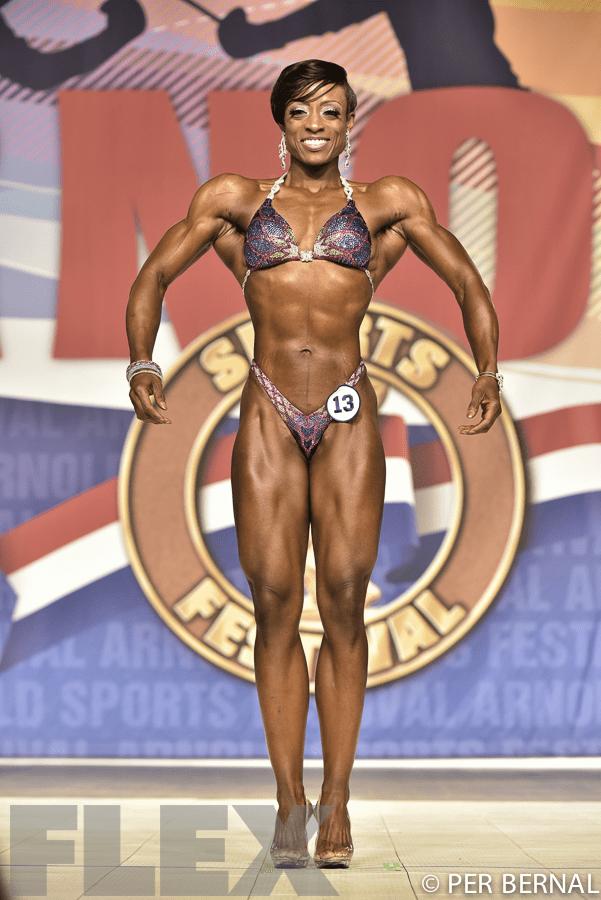 Vera Mallet - Figure - 2017 Arnold Classic