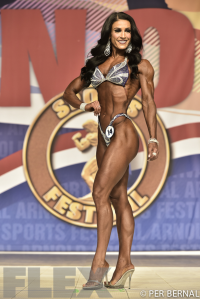 Carly Starling-Horrell - Figure - 2017 Arnold Classic