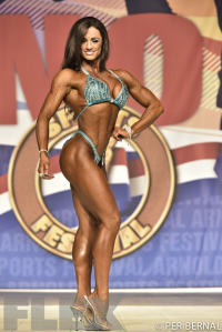 Heather Dees - Figure - 2017 Arnold Classic