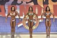 Figure Comparisons - 2017 Arnold Classic