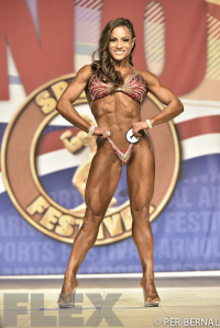 Ariel Khadr - Fitness - 2017 Arnold Classic